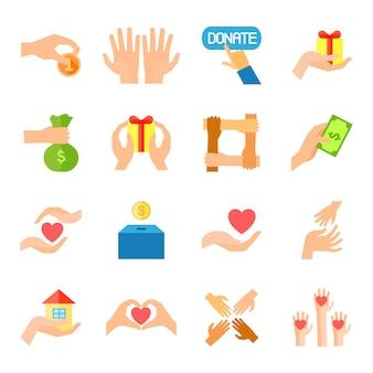 Darowizna lub pomoc charytatywna i pomoc