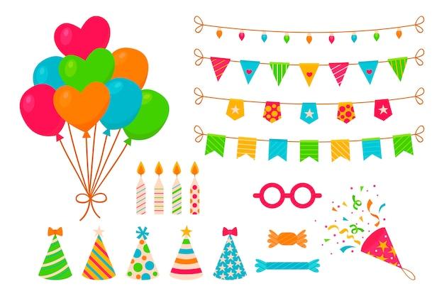 Dekoracja urodzinowa