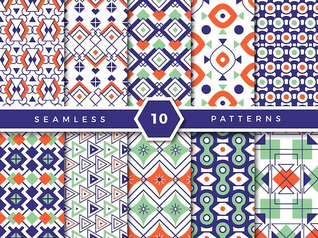 Dekoracyjny wzór. abstrakcyjne kształty geometryczne eleganckie lekkie prostokątne kwadratowe i okrągłe kształty do projektów tekstylnych bez szwu.