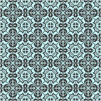Dekoracyjny wzór i tapeta