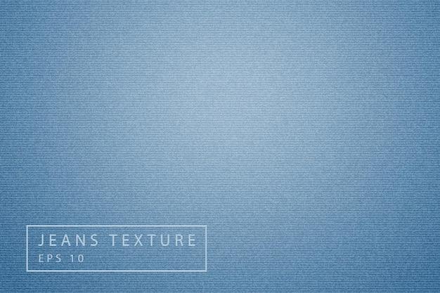 Denim tekstura wektor niebieski