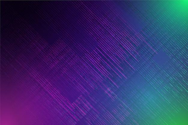 Deszcz pikseli streszczenie tło