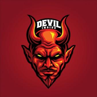 Diabeł w środku