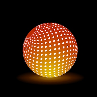 Digital light ball
