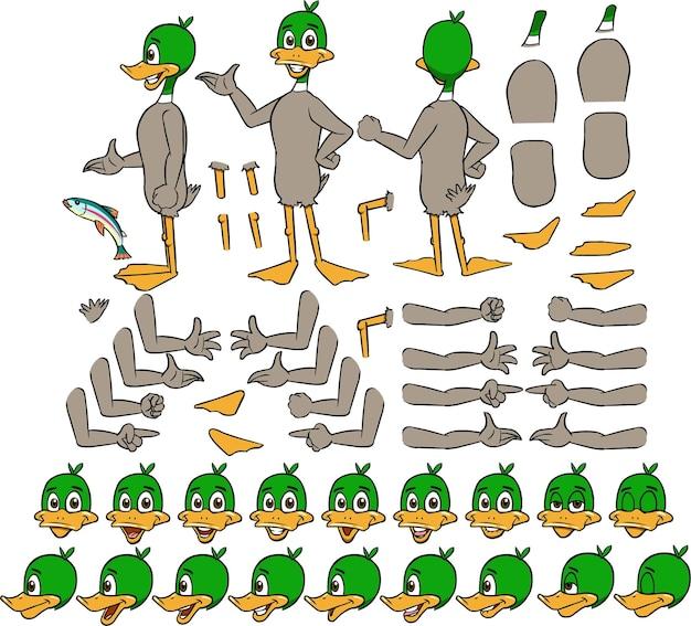 Dillard duck