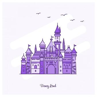 Disney land landmark