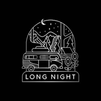 Długa noc