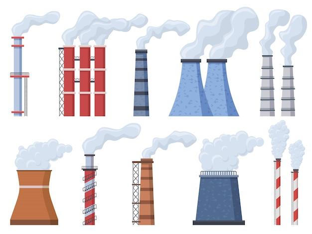 Dobór budynków przemysłowych