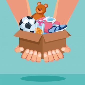 Dobroczynność i darowizna