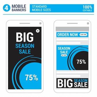 Dodaj zestaw telefonów komórkowych android