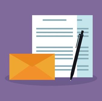 Dokument firmowy i elementy