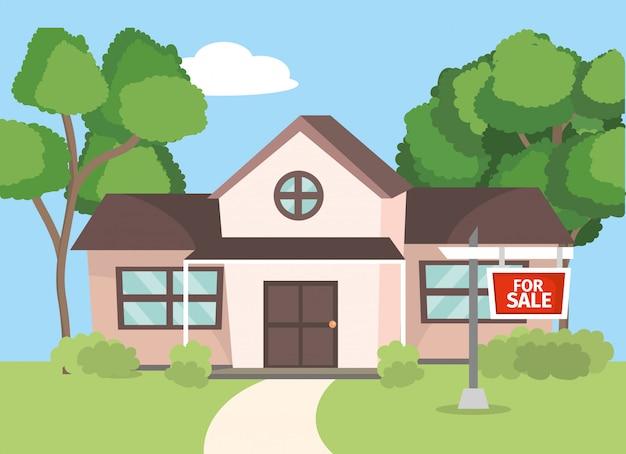 Dom na sprzedaż projektu nieruchomości