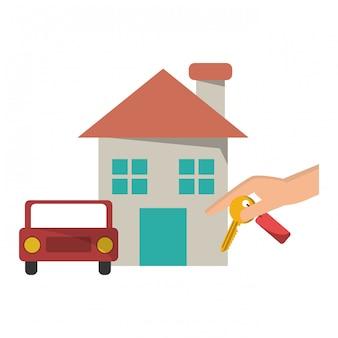 Dom nieruchomości