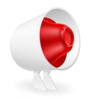 Domowy system alarmowy syreny alarmowej