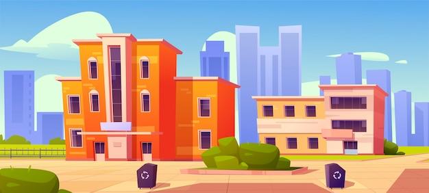 Domy miejskie