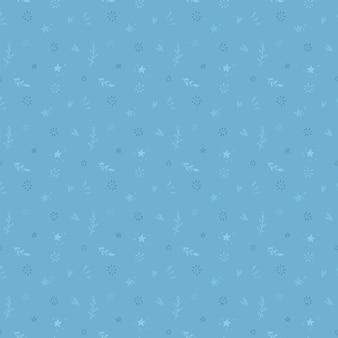 Doodle małe wzory bez szwu.