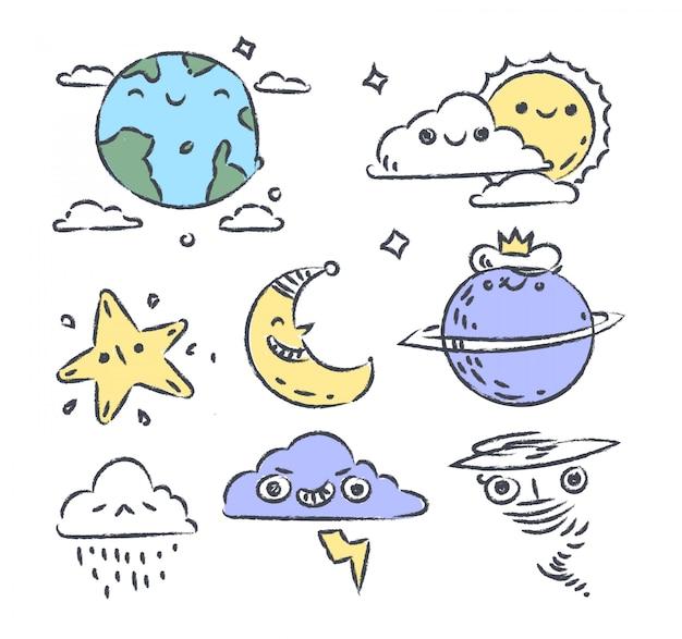 Doodle pogody
