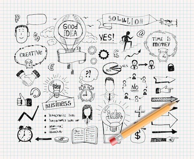 Doodle pomysł na biznes
