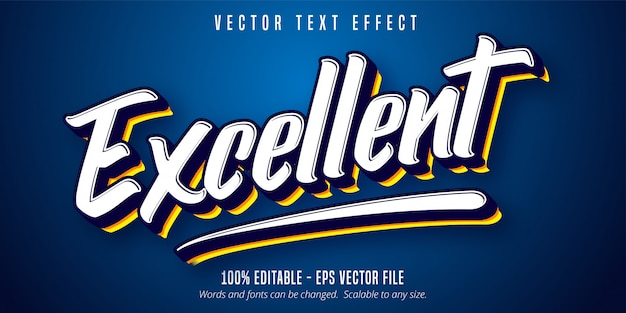 Doskonały tekst, edytowalny efekt tekstowy w stylu sportowym