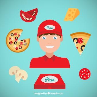 Dostawa pizzy