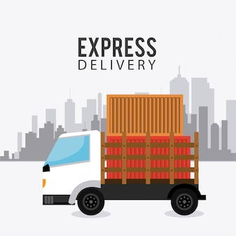 Dostawa, transport i logistyka