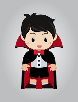 Dracula ilustracji tła