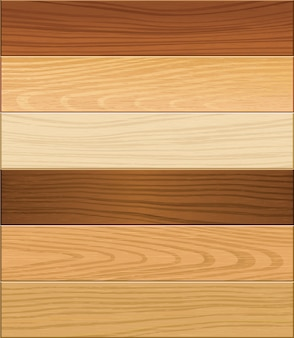 Drewniana powierzchnia parkietu.