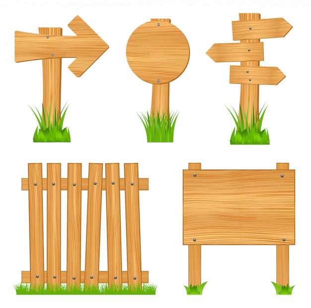 Drewniane przedmioty