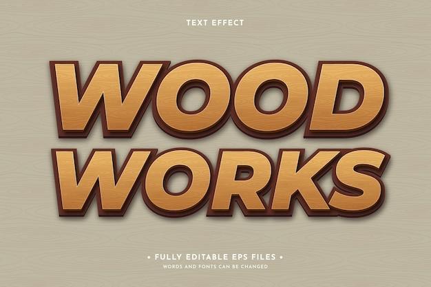 Drewniany Efekt Tekstowy Darmowych Wektorów