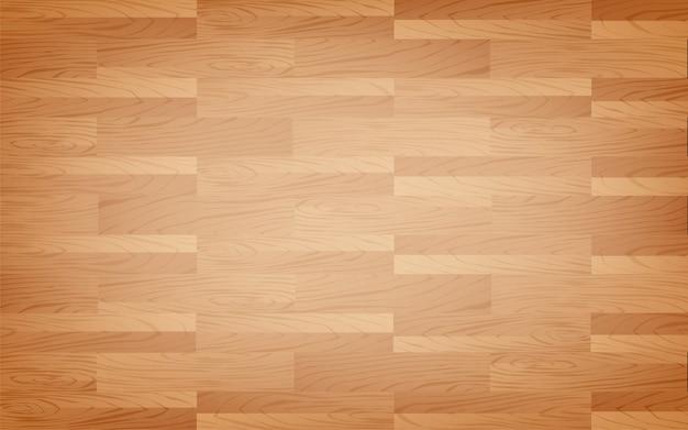 Drewniany tło wektor