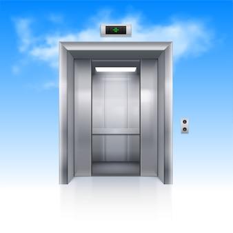 Drzwi windy