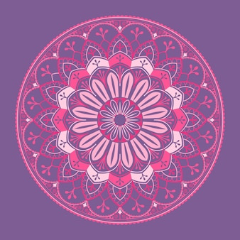 Duchowa hinduska mandala