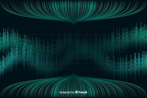 Duży dane pojęcia abstrakta tło