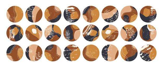 Duży zestaw różnych podświetlanych okładek