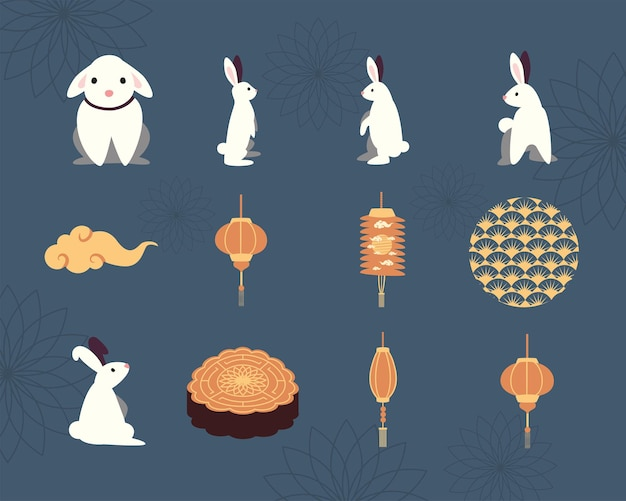 Dwanaście ikon jesiennego festiwalu