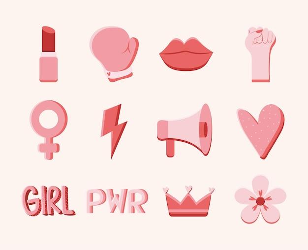 Dwanaście przedmiotów dla dziewczyn