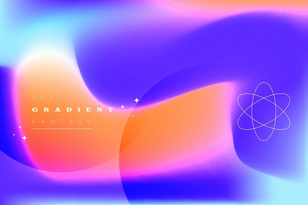 Dynamiczne abstrakcyjne tło gradientowe