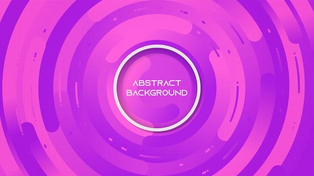 Dynamiczne nowoczesne abstrakcyjne tło