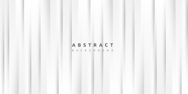 Dynamiczny minimalny pusty biały pasek tekstury tło