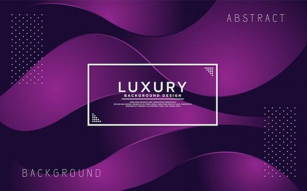 Dynamiczny purpurowy kolorowy abstrakcjonistyczny nowożytny tło