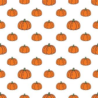 Dynia wzór halloween