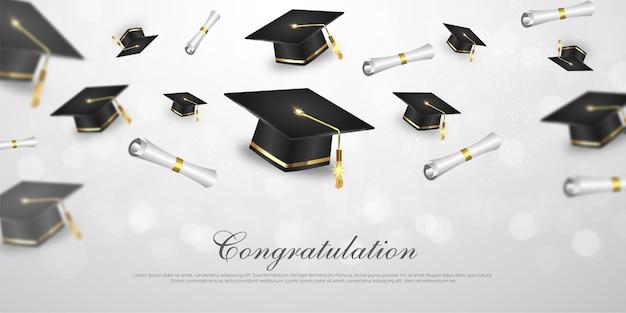 Dyplom ukończenia szkoły z papierowym certyfikatem