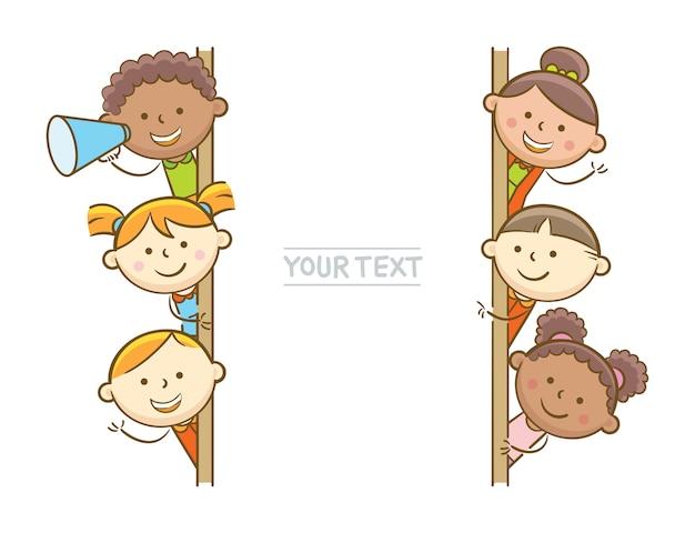Dzieci i tablica