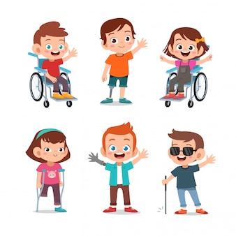 Dzieci niepełnosprawne