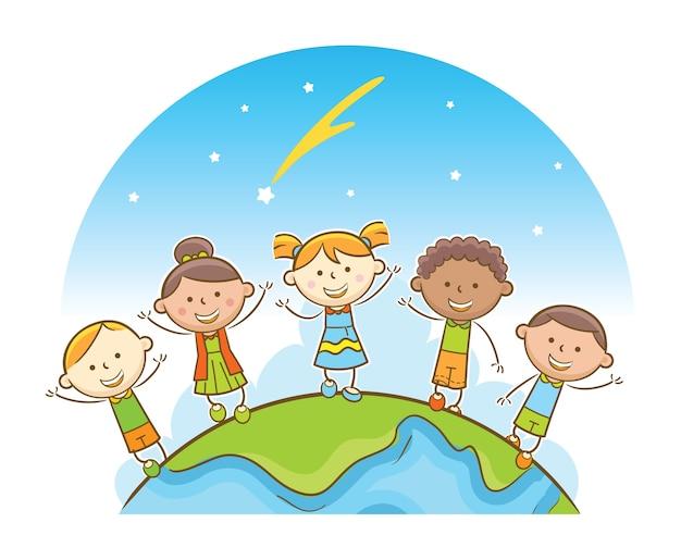 Dzieci wielokulturowe