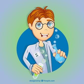 Dzieciak naukowy