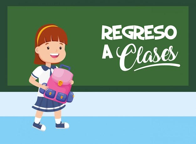 Dzieciak wrócił do szkoły