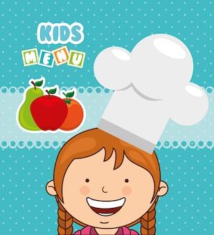 Dziecięce menu
