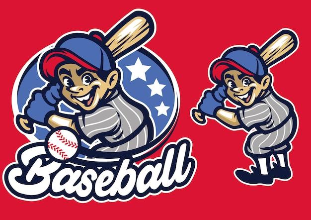 Dziecko jako kij baseballowy