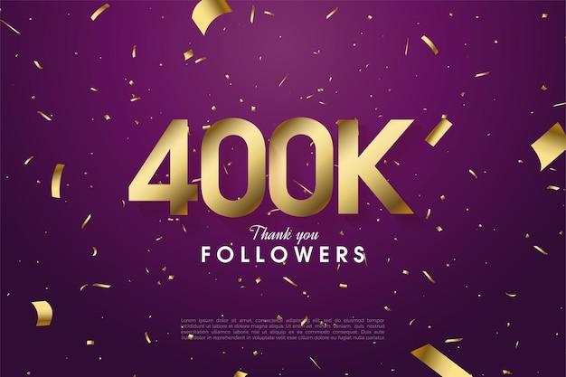 Dziękuję 400 tys. obserwujących